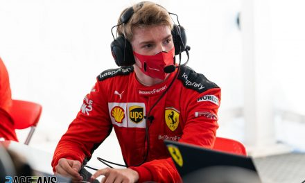 Shwartzman and Fuoco to drive for Ferrari at Abu Dhabi test · RaceFans