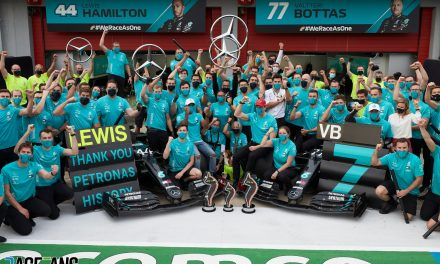 Mercedes will reorganise team in response to 23-race F1 calendar · RaceFans