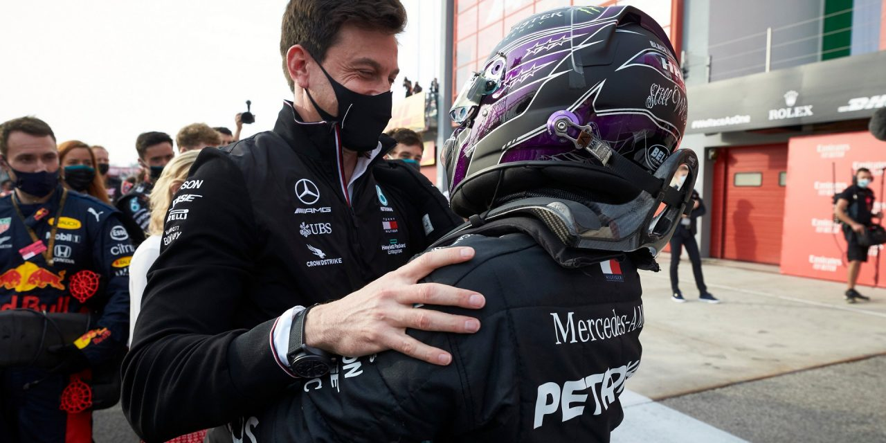 RaceFans Round-up: Hamilton's last contract took 10 hours to agree