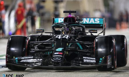 """Pirelli say 2021 tyre test was """"positive"""" despite criticism from Hamilton and others · RaceFans"""