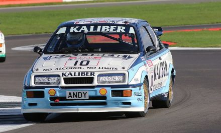 BTCC 1989 Kaliber Racing RS500s set for on-track reunion | Historics News