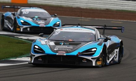 McLaren to be represented in DTM with British GT 2Seas squad – DTM