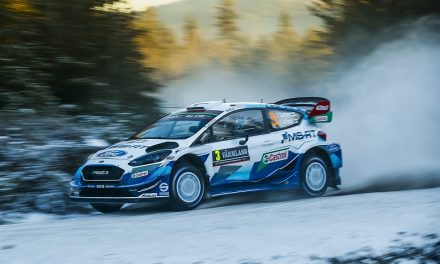 Michelin to provide WRC snow tyres for Rally Monza – WRC