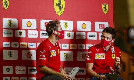 "Vettel calls Leclerc ""the most talented"" F1 driver he's seen 