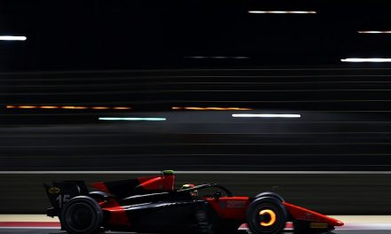 Haas F1 reserve Deletraz ends Bahrain F2 test quickest on final day – F2