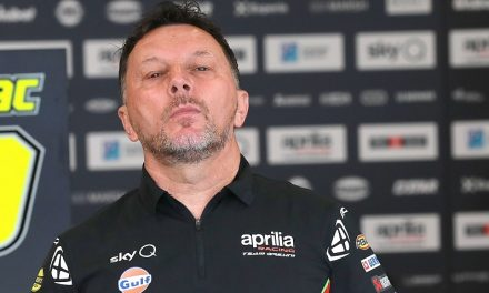 MotoGP team boss Gresini hospitalised with COVID-19 | MotoGP News