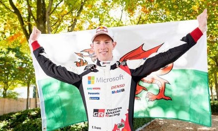 How Evans can make history – from Britain's first WRC champion – WRC