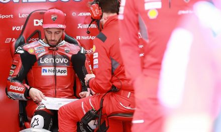 """Ducati had to """"turn the page"""" after eight years with Dovizioso in MotoGP 