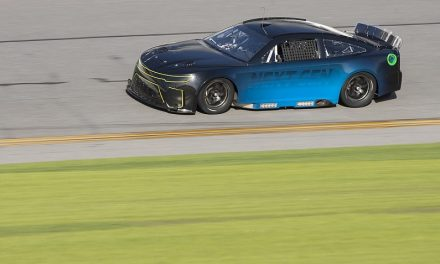NASCAR hits speed targets at Daytona with its Next Gen Car during latest test   NASCAR News