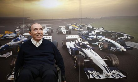 Sir Frank Williams discharged from hospital