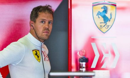 """""""We failed"""" says Vettel of his time with Ferrari"""