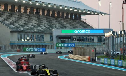 Abu Dhabi GP: Race team notes – Renault
