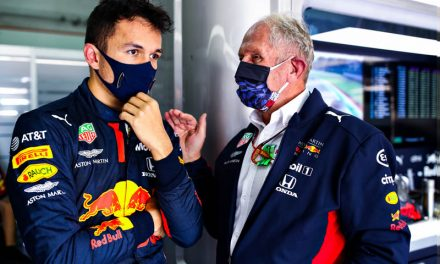Red Bull prepared to lend out Albon to rivals