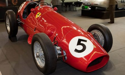 Some of the most sought out historical cars in Formula 1 history