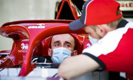 Kubica to drive Alfa in FP1