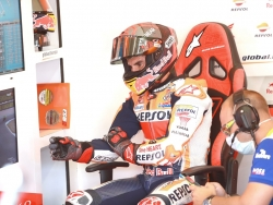 Marquez undergoes further operation on broken right arm