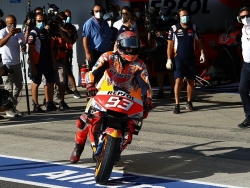 Marquez admits Jerez MotoGP return was 'a mistake'