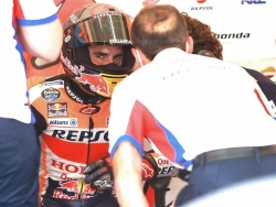 Marquez 'seeing the positives' after third operation
