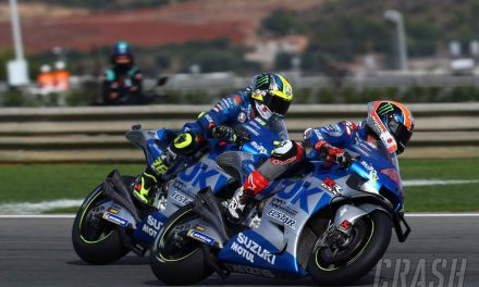 Monster Energy joins Suzuki MotoGP team from 2021 season | MotoGP