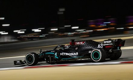 F1 Sakhir GP: Russell completes Friday sweep in FP2, Verstappen second – F1