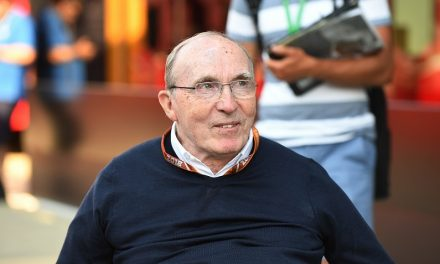 Sir Frank Williams in stable condition after being admitted to hospital | F1 News