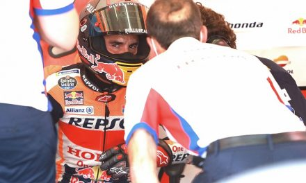 "Marquez ""seeing the positives"" after third operation – MotoGP"