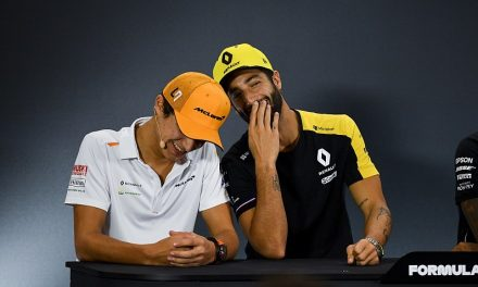 "McLaren hopes F1 drivers Ricciardo and Norris share ""box of secrets"" 