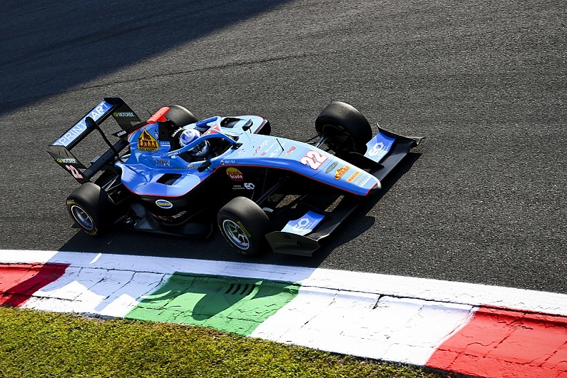 Nannini switches to HWA for sophomore F3 campaign | F3 News