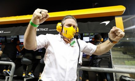 Brown: Third in F1 constructors' standings more about prestige than money   F1 News