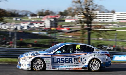 Sutton to defend BTCC title with new Laser Tools-Team Hard alliance | BTCC News