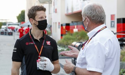 Grosjean ruled out of Abu Dhabi F1 finale, Fittipaldi to continue at Haas – F1