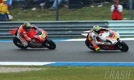 Iannone: 'Incredible riding style', 'one of MotoGP's biggest talents' | MotoGP