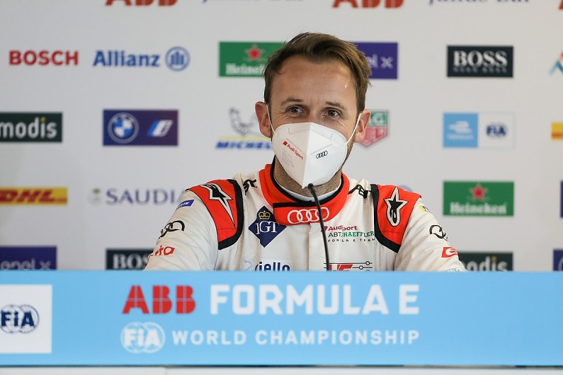 Rast didn't know he was signing onto one-year Audi FE deal – Formula E