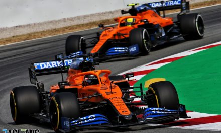 McLaren to sell stake in F1 team to US-based investors · RaceFans
