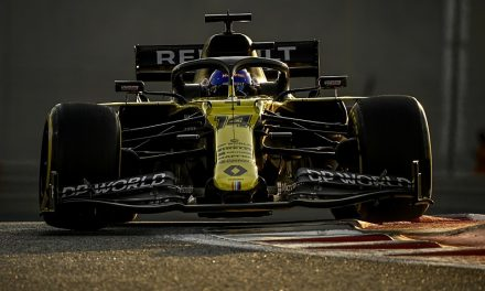 Alonso fastest in F1 Abu Dhabi young driver test for Renault | F1 News