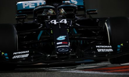 """Hamilton """"massively"""" affected by COVID aftereffects in F1 Abu Dhabi GP 