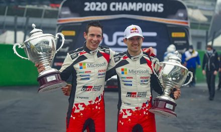 """Ogier not """"jumping in the air"""" to celebrate 2020 WRC title – WRC"""