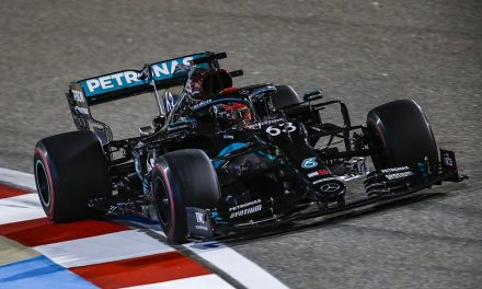 Wolff calls for calm over Russell's form in Sakhir GP FP1 – F1