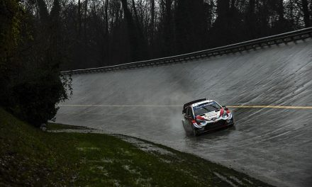 Ogier on cusp of 2020 WRC title with Rally Monza lead as Evans crashes out – WRC