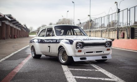 Conway and Blundell to race Double R-restored Group 2 Escort in 2021 – Historics