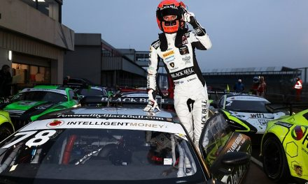 British GT champion Mitchell to defend his crown as factory Lamborghini driver | National News
