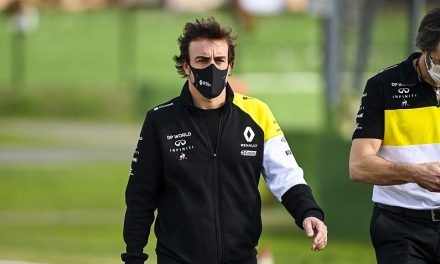 Alonso to drive for Renault in F1 Abu Dhabi young driver test – F1