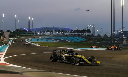 "Ricciardo: F1 should consider Abu Dhabi layout change after ""grim"" entertainment 