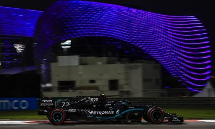 F1 Abu Dhabi GP: Bottas tops red-flagged FP2 after Raikkonen fire – F1