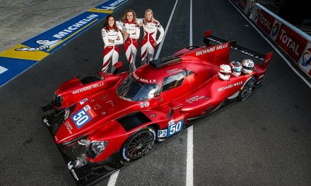Richard Mille team joins WEC ranks with all-female driver line-up | WEC News