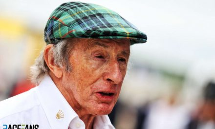 Sir Jackie Stewart recovering after knee surgery · RaceFans