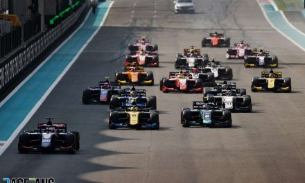 Formula 2 and 3's new three-race weekend formats announced · RaceFans
