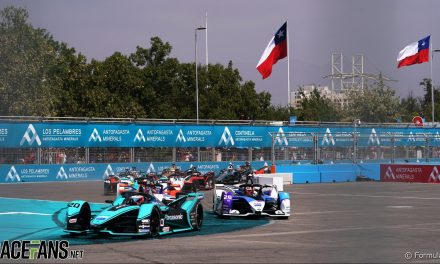 Formula E postpones start of 2021 season in Chile · RaceFans