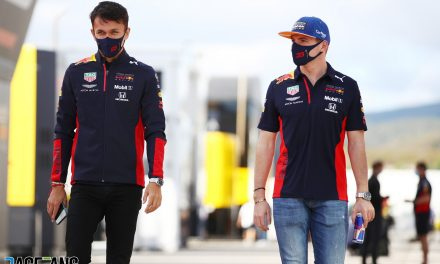 """Verstappen gave """"honest opinion"""" on Albon's difficulties to Red Bull · RaceFans"""
