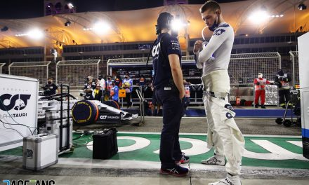 """Tost told shocked Kvyat that Grosjean's crash """"was absolutely not your fault"""" · RaceFans"""